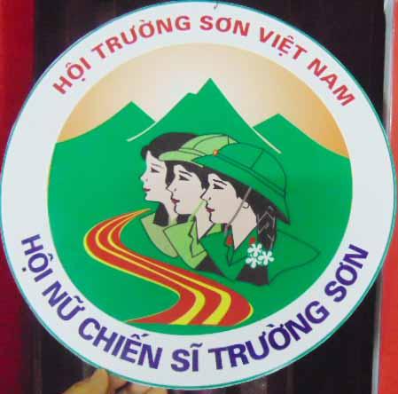 Huy hiệu Hội Nữ Chiến sĩ Trường Sơn Việt Nam