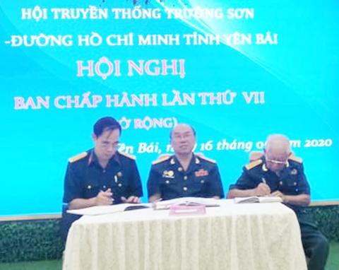 Hội T.Sơn tỉnh Yên Bái họp BCH mở rộng