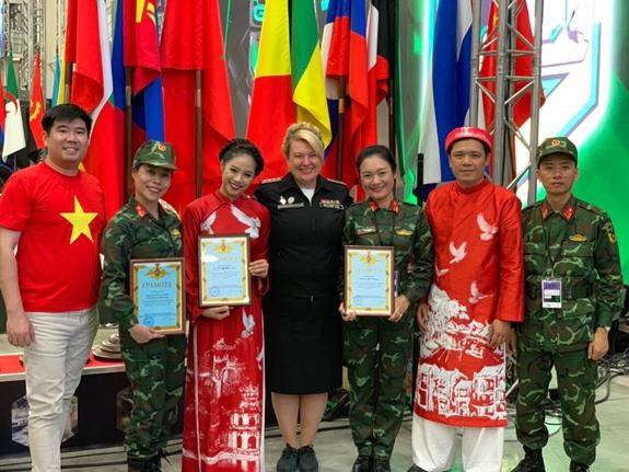 """Bộ đội Việt Nam khẳng định sức mạnh trên """"đấu trường"""" quốc tế"""