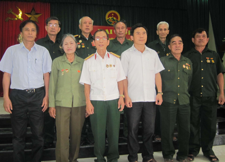 Đại hội nhiệm kỳ II(2018-2023) Hội Trường Sơn xã Yên Phú,Yên Định,Thanh Hóa