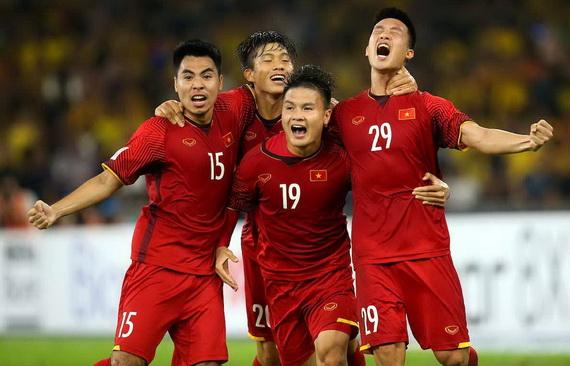 Việt Nam – Malaysia: Cúp vàng trên tay!