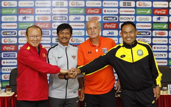 """HLV Thái Lan: """"Đội bóng nào cũng muốn đánh bại U23 Việt Nam"""""""