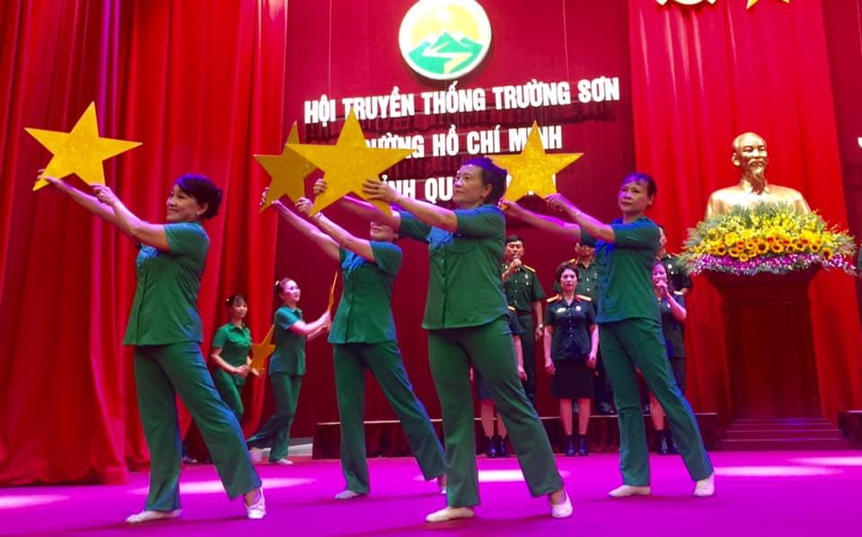 Hội TS tỉnh Quảng Ninh tổ chức đêm giao lưu nghệ thuật