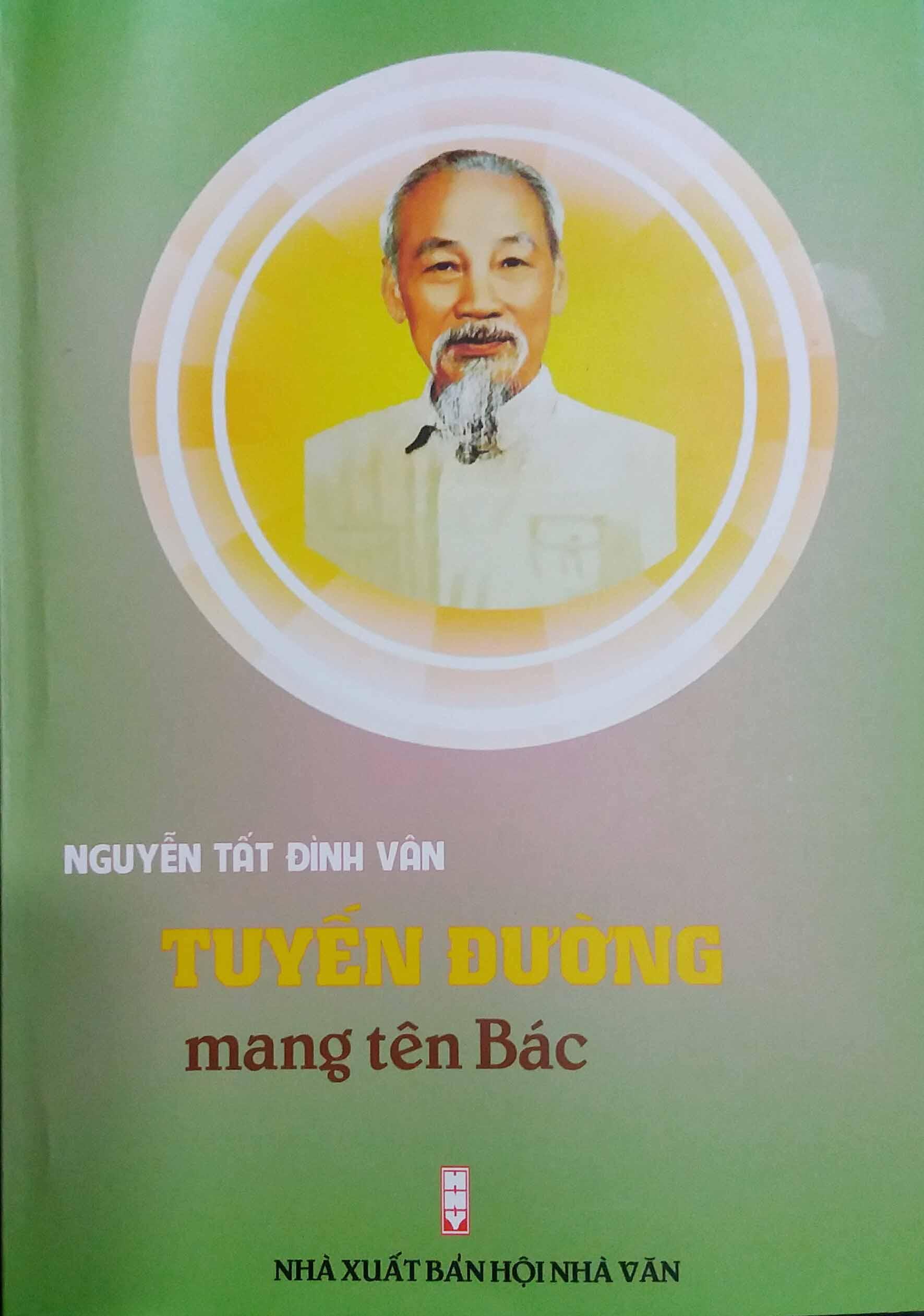 Tập thơ mới của Nguyễn Tất Đình Vân