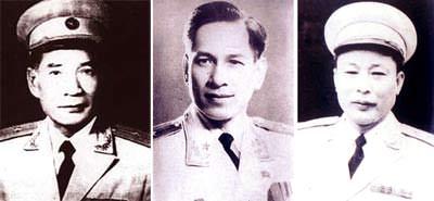 Những vị tướng đường Trường Sơn huyền thoại