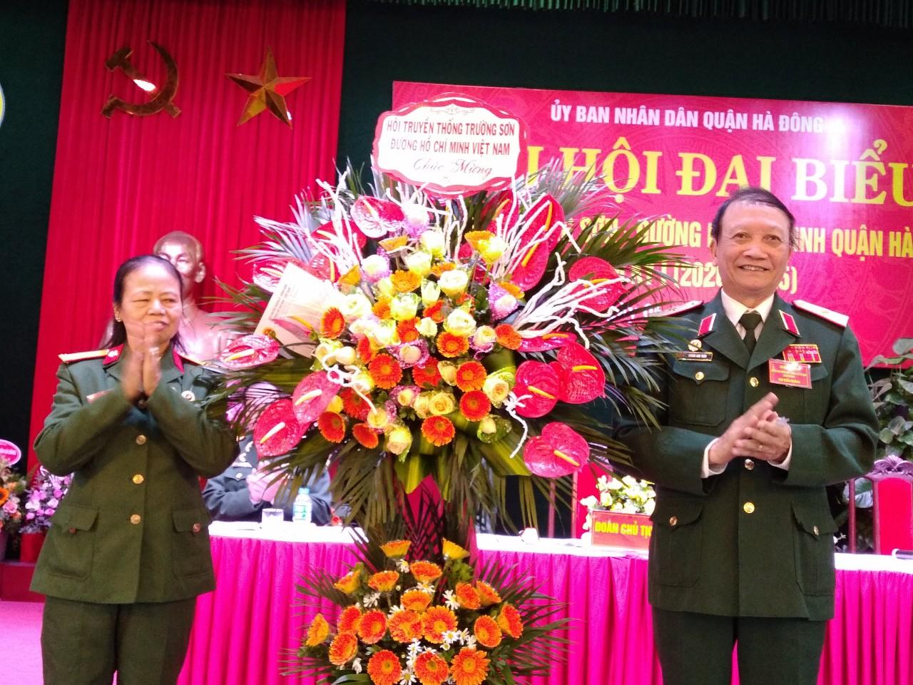 Đại hội Hội Trường Sơn quận Hà Đông lần thứ nhất