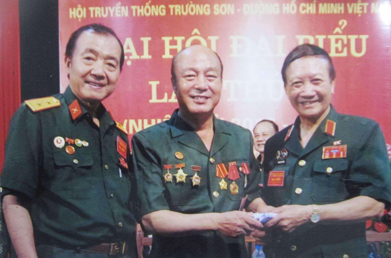Một tấm lòng với Trang thông tin Trường Sơn