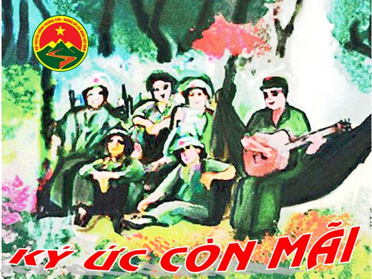 """"""" Ký ức rừng Trường Sơn"""" - Vũ Quang"""