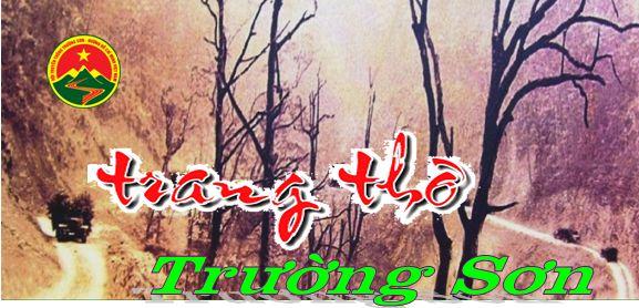 """""""Nhớ đêm Trường Sơn em và tôi"""" - Thơ: Thân Đức Chính, Thành viên Trang thơ: Những vần thơ và người lính, Hội viên Trường Sơn tại Tây Ninh"""