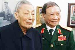 Tướng Hoàng Anh Tuấn mà tôi biết - Ký của Phạm Thành Long