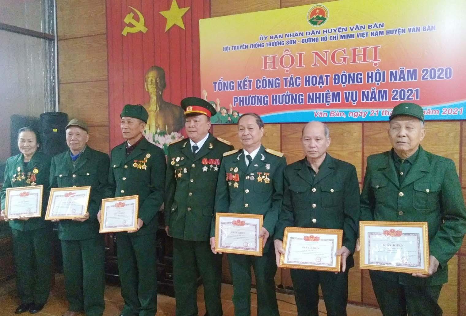 Hội Trường Sơn huyện Văn Bàn, Lào Cai hoàn thành tốt nhiệm vụ trọng tâm-
