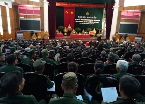 Hội TS Thanh Hóa Đại hội nhiệm kỳ II thành công tốt đẹp