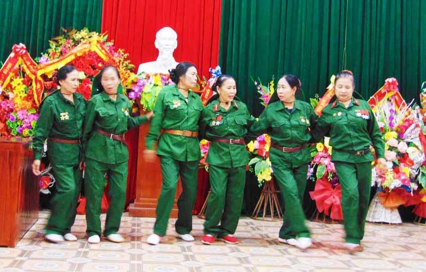 Thành lập Hội TS xã Lĩnh Toại, Hà trung, Thanh Hóa.