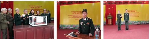 Tin hoạt động từ Hội TS huyện Thạch Thất, Hà Nội