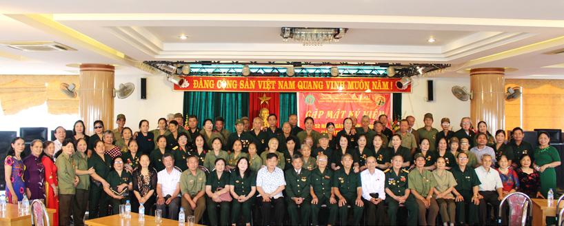 Gặp mặt Kỷ niệm 52 năm truyền thống C2371- N237 TNXP Trường Sơn
