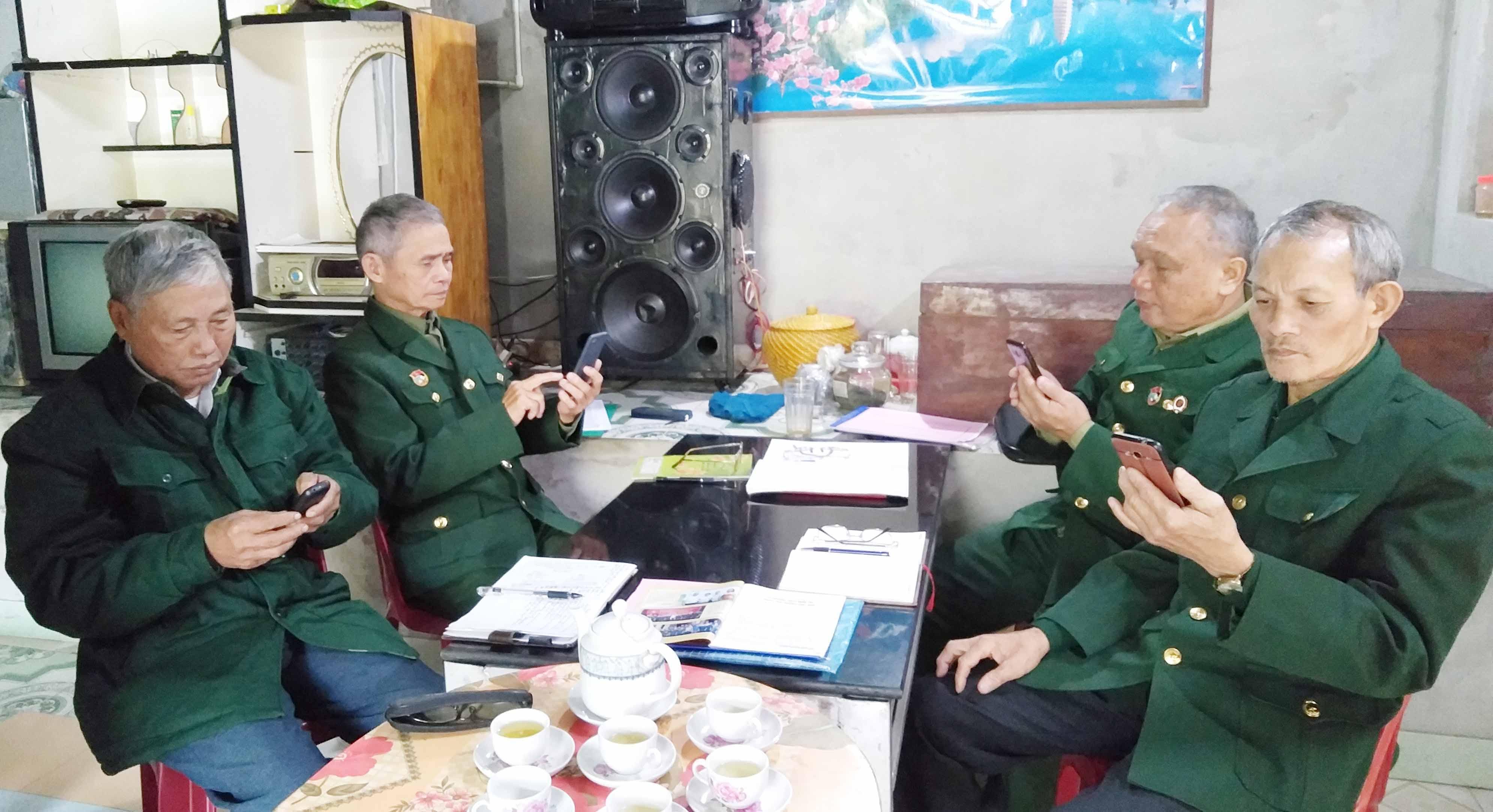 """Huyện Hội Bảo Yên với """"Tri ân CS Trường Sơn"""""""