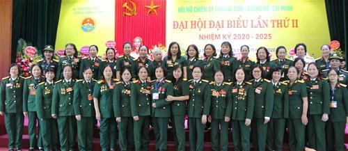 Danh sách BCH Hội Nữ CSTS Đường Hồ Chí Minh Khóa II