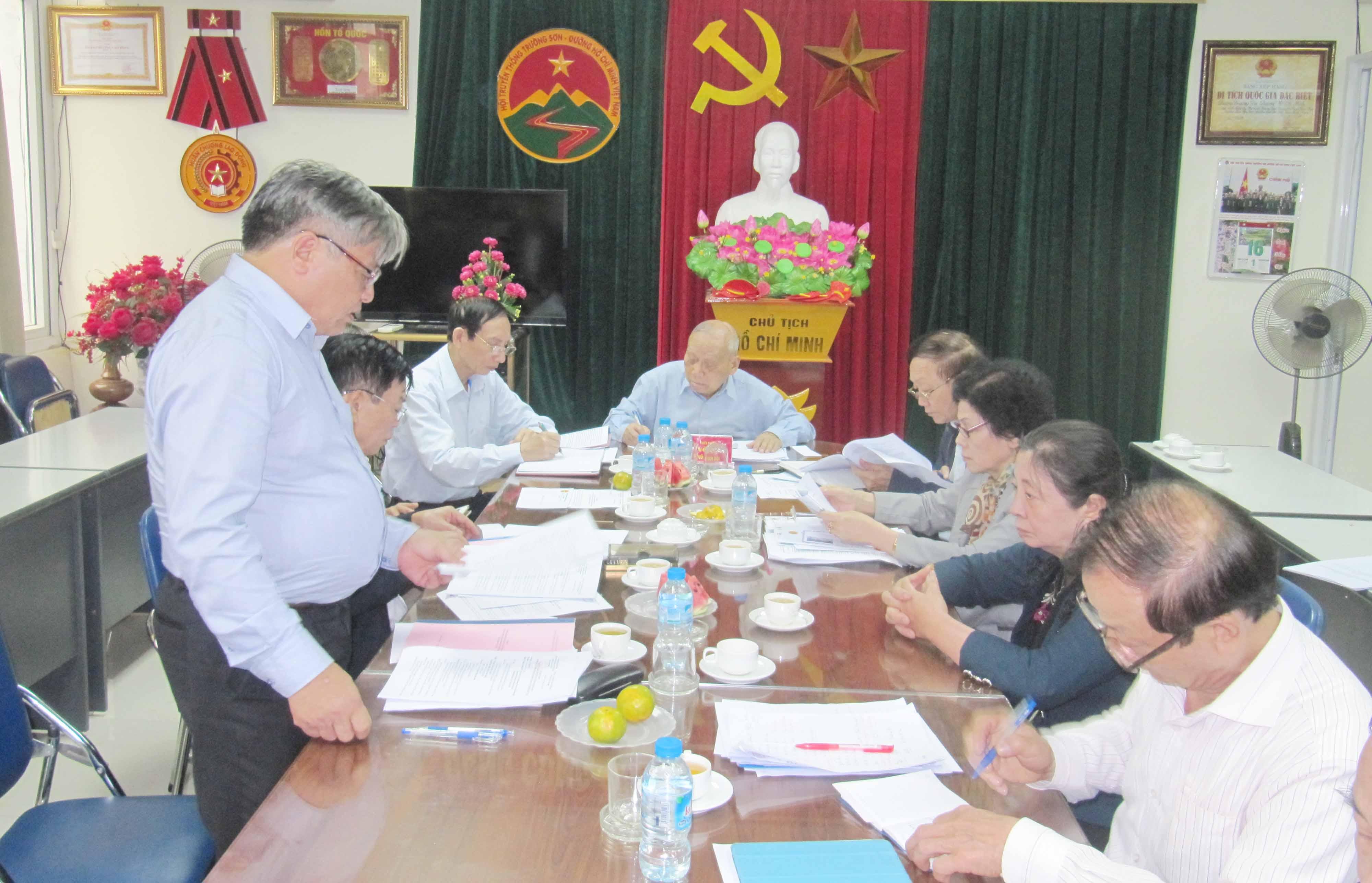 Hội TS Nam Định chuẩn bị Đại hội nhiệm kỳ II