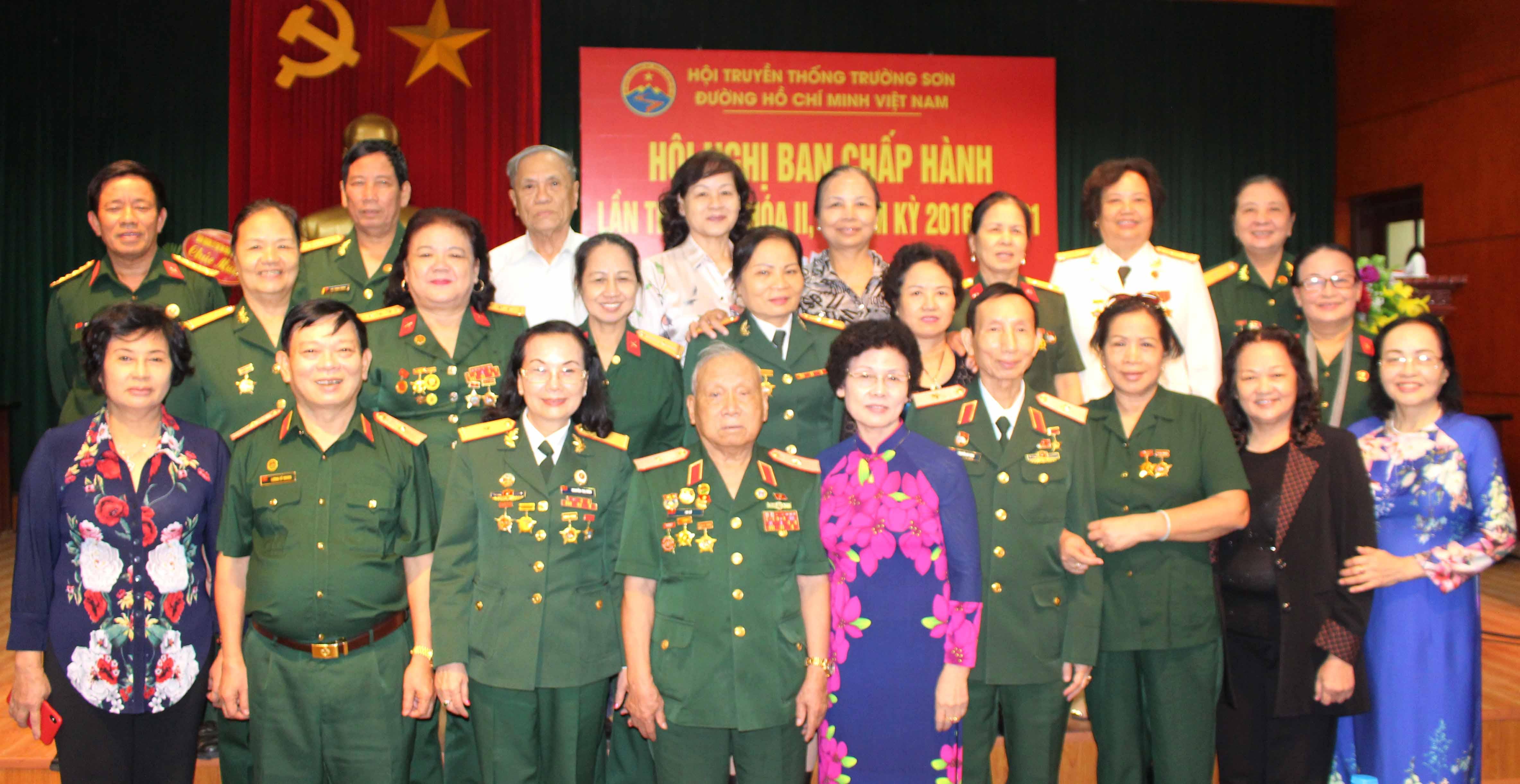 Hội Nữ CSTS Tổng kết năm 2018