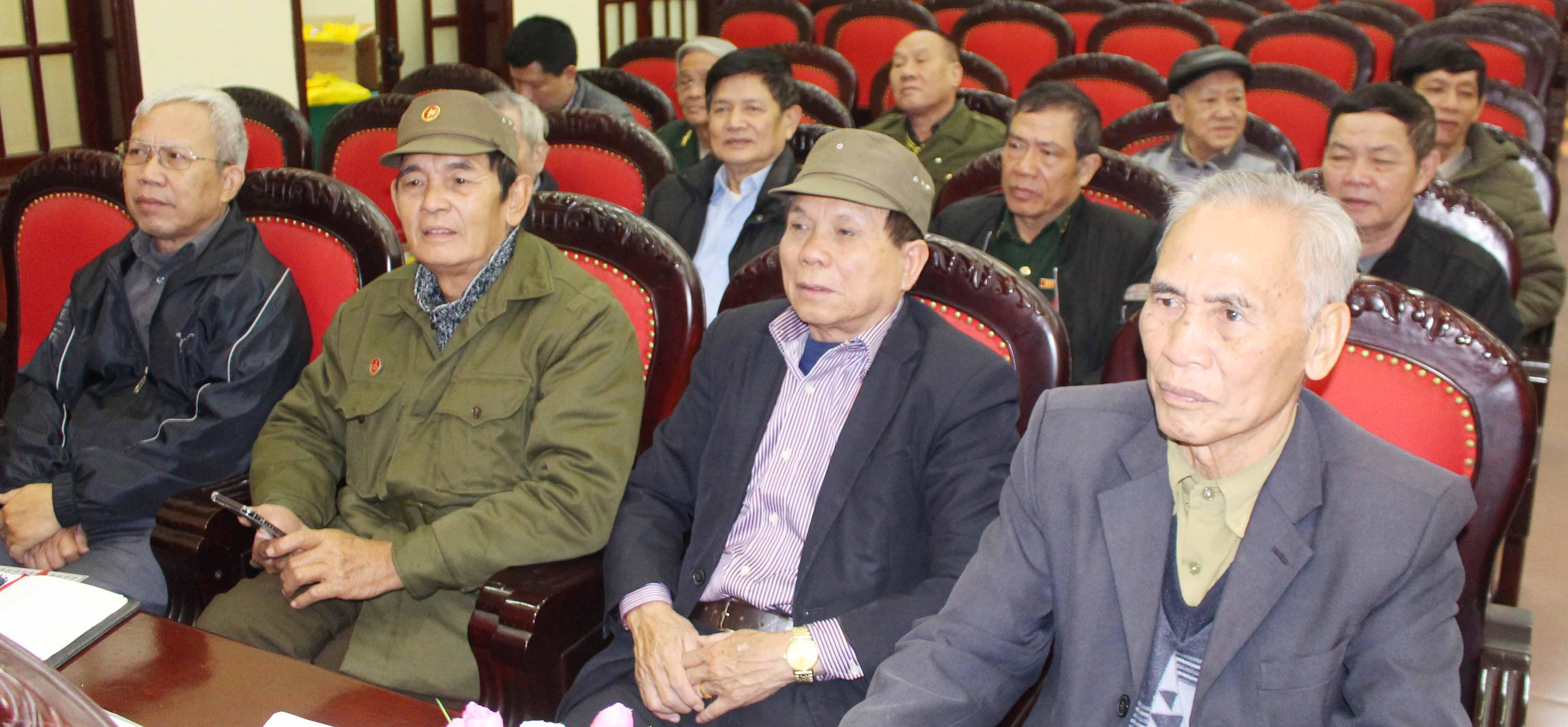 Hội nghị triển khai nhiệm vụ năm 2019