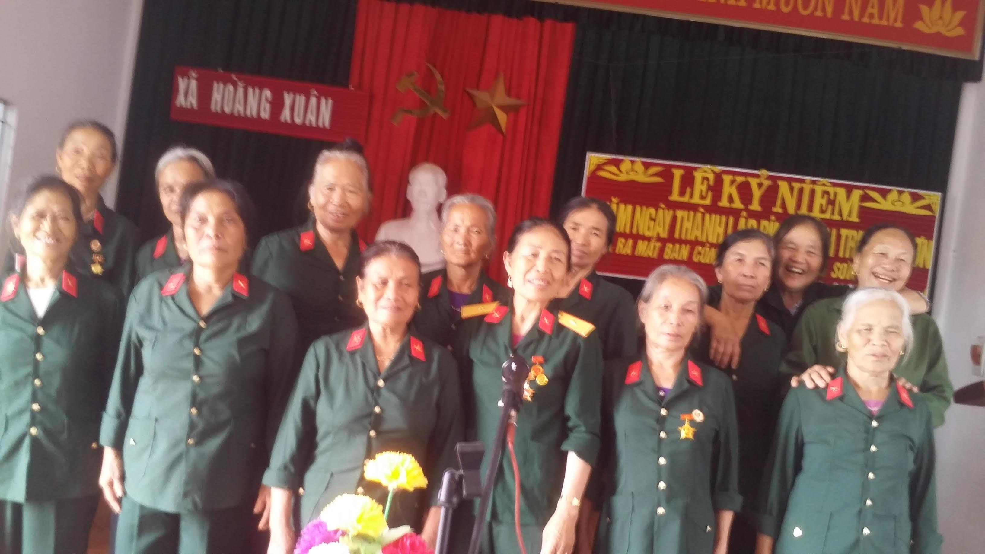 Hoạt động của Hội Trường Sơn xã Hoằng Xuân, Hoằng Hóa, Thanh Hóa