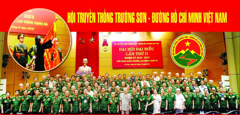 Danh sách BCH Hội Trường Sơn Việt Nam tính đến 12/2019
