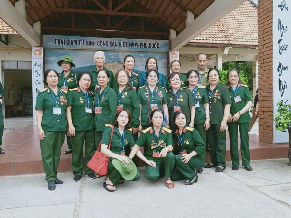 Hoạt động tri ân của Hội Nữ Chiến sỹ Trường Sơn tỉnh Nghệ An