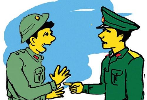 """""""Biểu dương ngược"""" - Truyện vui có thật của Trần Long, Hội viên Trường Sơn Sư đoàn 472"""