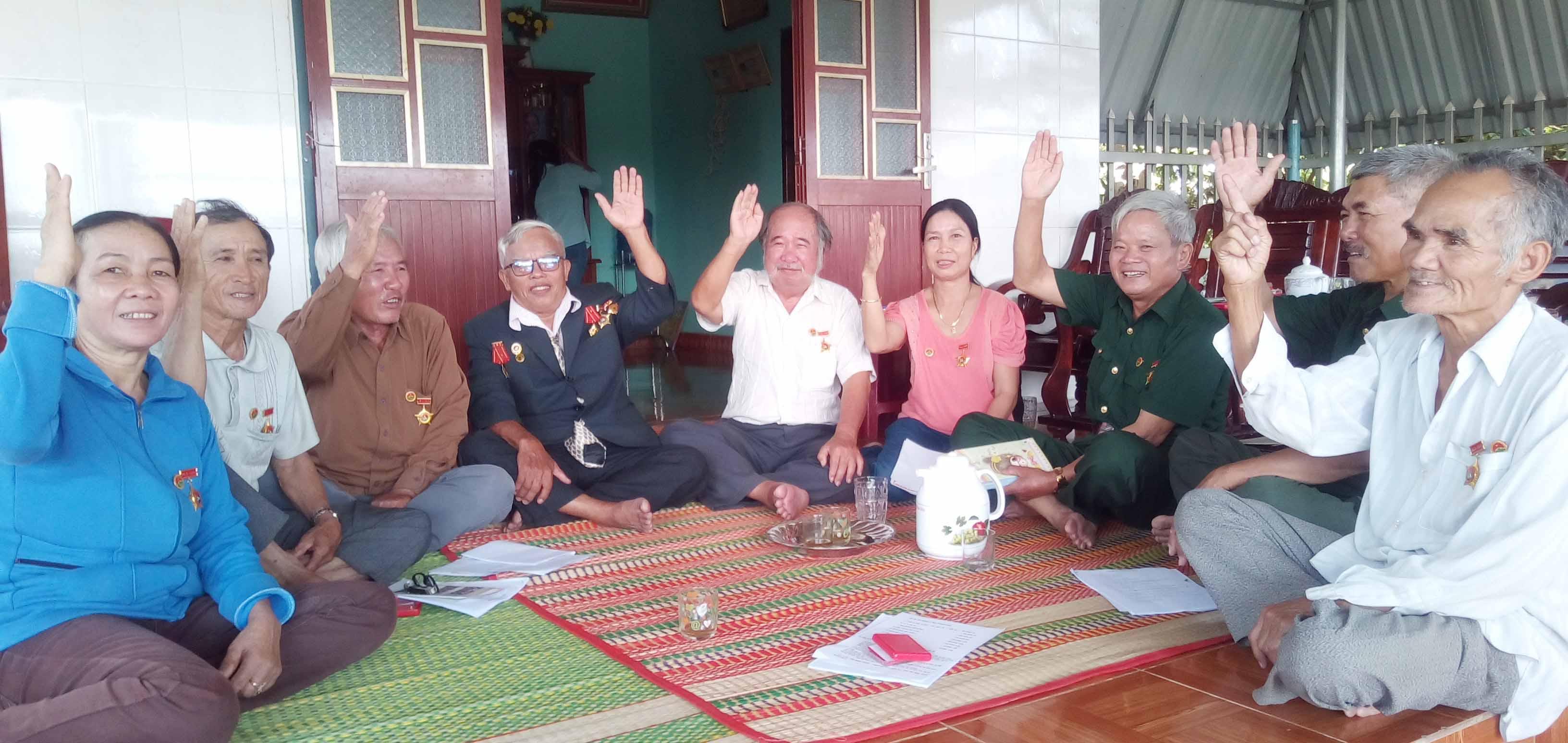 Hàm Thuận Nam chuẩn bị Đại hội thành lập Hội