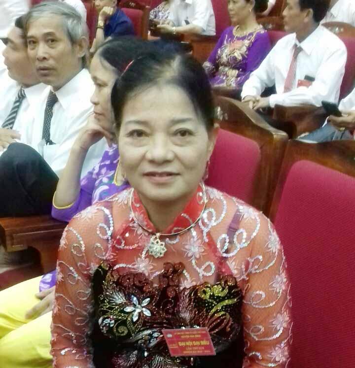 Bà Nguyễn  Thị Đáng – Gương sáng Trường Sơn