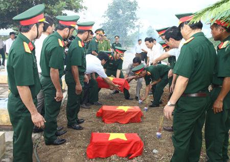 Tìm mộ Liệt sỹ Trần Văn Nha, tỉnh Phú Thọ